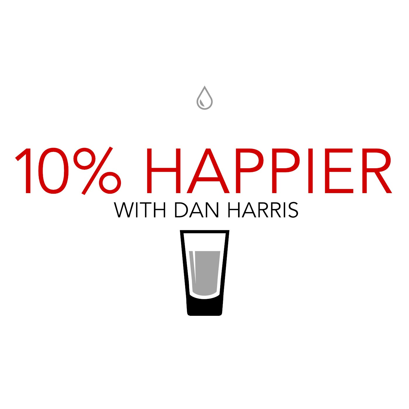 10% Happier with Dan Harris Logo